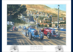 reproduction Grand Prix de Monaco 1931