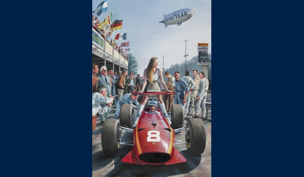 Grand Monza Jacky Ickx